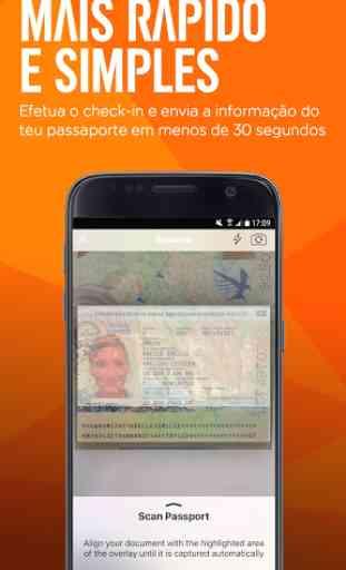 easyJet: Travel App 3