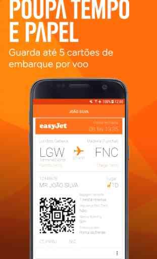 easyJet: Travel App 4