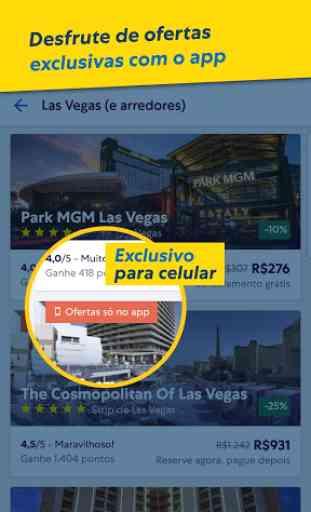 Expedia: hotéis, voos e aluguel de carros 2