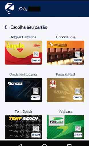 CREDZ Mobile 3