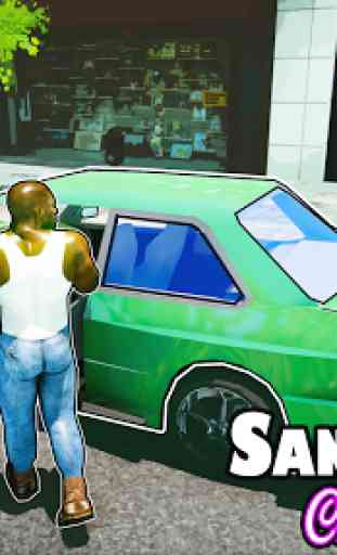 San Andreas Crime Stories 4
