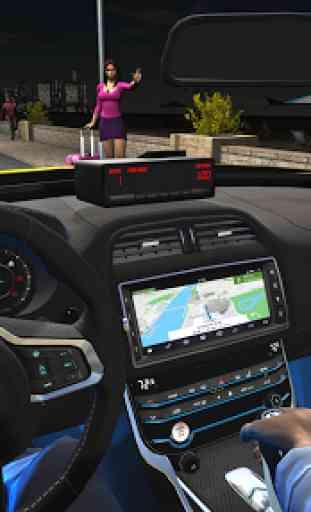 Táxi Jogo Grátis - Principais Jogos de Simulador 1