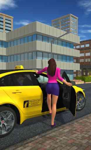Táxi Jogo Grátis - Principais Jogos de Simulador 3