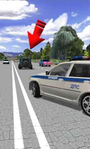 Traffic Cop Simulator 3D 1