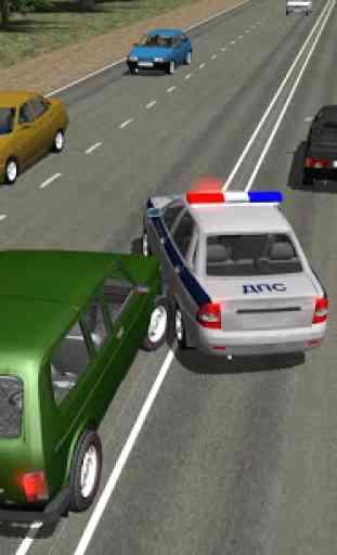 Traffic Cop Simulator 3D 2