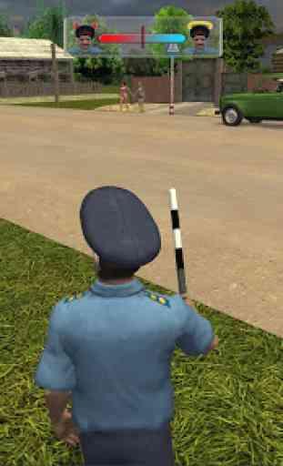 Traffic Cop Simulator 3D 3