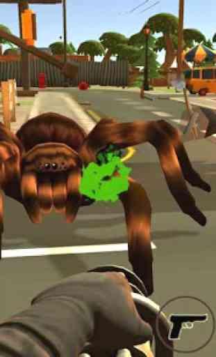 Spider Hunter Amazing City 3D 1