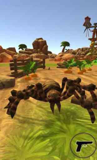 Spider Hunter Amazing City 3D 4