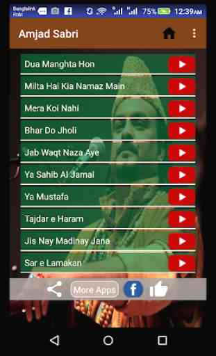 Amjad Sabri Naat 2