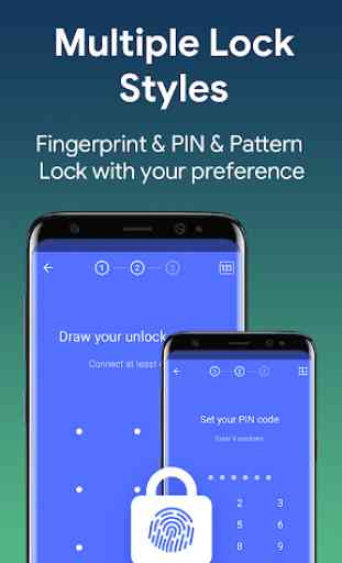 AppLock - Lock Apps & Security Center 4