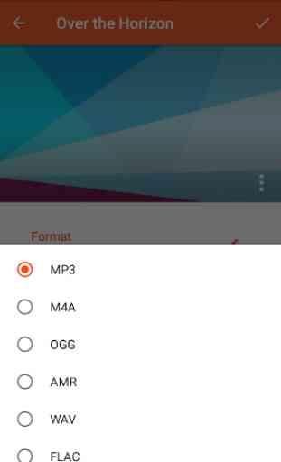Audio Converter (MP3, AAC, WMA, OPUS) - MP3 Cutter 2