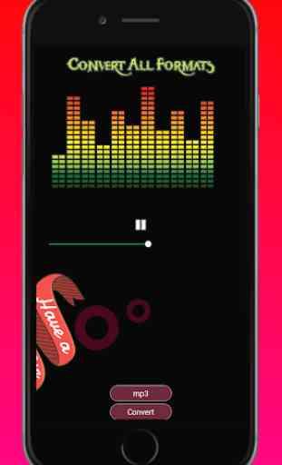 Audio MP3 Cutter Mix Converter - Mp3 Music Player 4