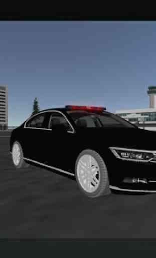 Başkan Polis Koruma Oyunu 1