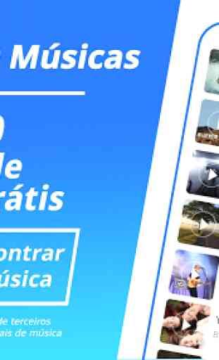 BAIXAR MÚSICA GRATIS APP 1
