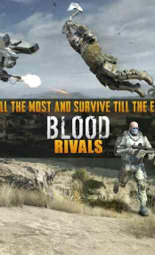 Blood Rivals: Battleground Jogos de Tiro 1