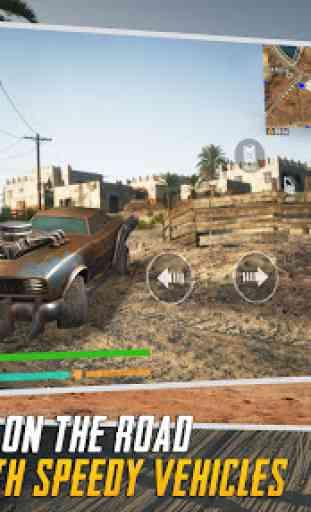 Blood Rivals: Battleground Jogos de Tiro 3