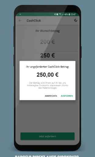 Consors Finanz Mobile Banking 3