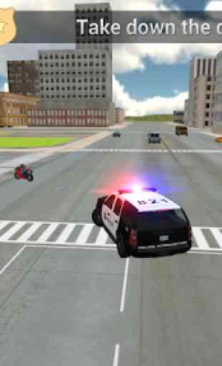 Cop Duty Police Car Simulator 1