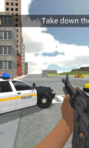Cop Duty Police Car Simulator 2