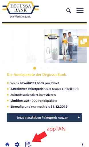 Degussa Bank Banking+Brokerage 2