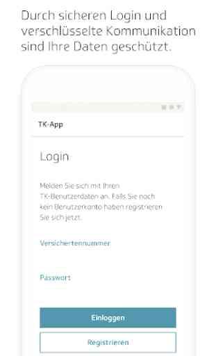 Die TK-App 2
