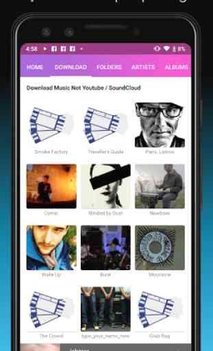 Download de Músicas Mp3. Jogador grátis do YouTube 2