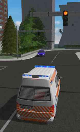 Emergency Ambulance Simulator 2