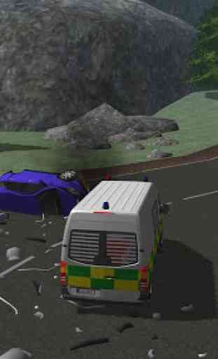 Emergency Ambulance Simulator 4