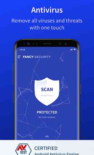 Fancy Security - Virus Cleaner, Antivirus, Cleaner 1