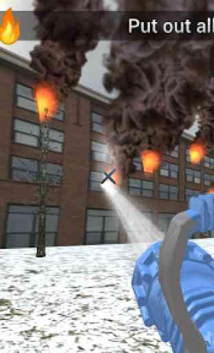 Fire Truck Rescue Simulator 4