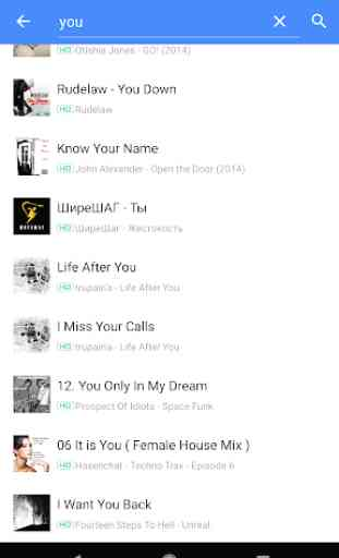 Free Music Downloader & Download MP3 Song 4