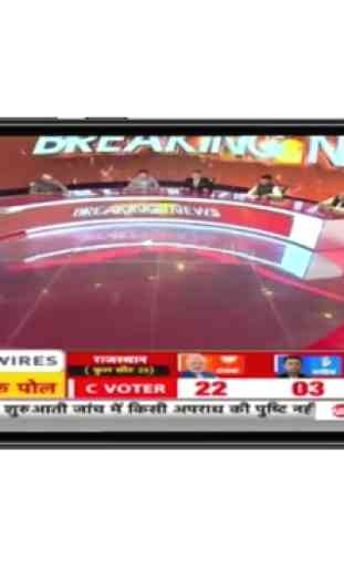 Hindi News Channel   Hindi News Live TV 4