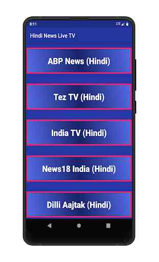 Hindi News Live tv - Live News Hindi Channel 4
