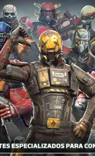 Modern Combat Versus: New Online Multiplayer FPS 2