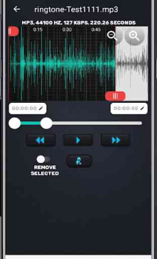 MP3, MP4 Audio Video Cutter, Aparador e Conversor 4