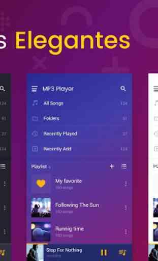 MP3 Player - Reprodutor de musica 2