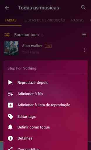 MP3 Player - Reprodutor de musica 4