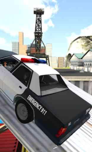 Police Car Drift Simulator 2