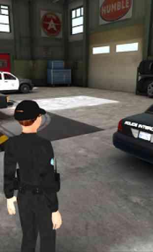 Police Car Drift Simulator 3