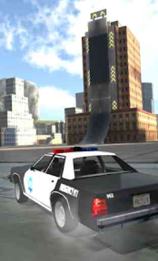 Police Car Drift Simulator 4