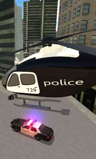 Police Helicopter Simulator 2