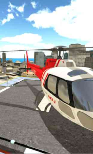 Police Helicopter Simulator 3