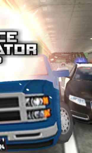 Police Simulator 3D 1