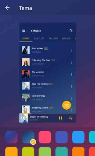 Reprodutor de música - MP3 Player 3
