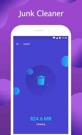 Security Protector - clean Virus, mobile antivirus 2