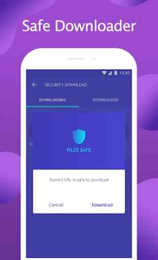 Security Protector - clean Virus, mobile antivirus 3