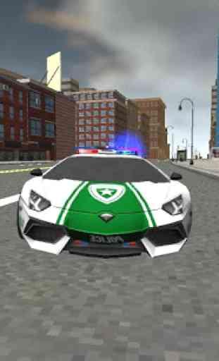 Simulador policial Chicago: agente secreto 1