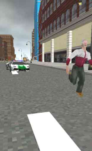Simulador policial Chicago: agente secreto 2