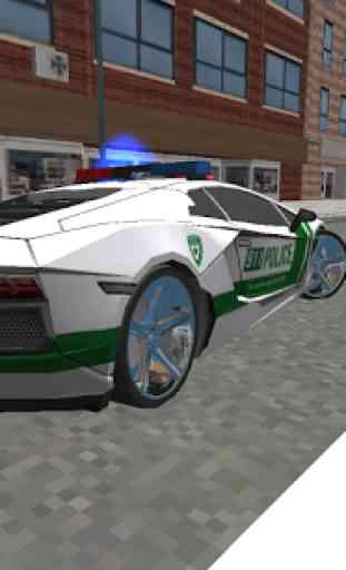 Simulador policial Chicago: agente secreto 3