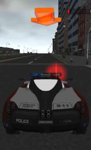 Simulador policial Chicago: agente secreto 4